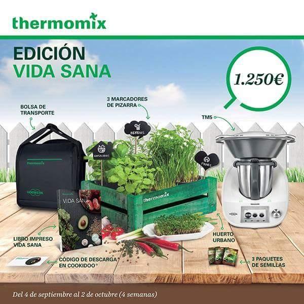 Thermomix® EDICIÓN VIDA SANA