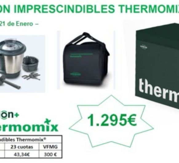 Thermomix® Edición Imprescindibles