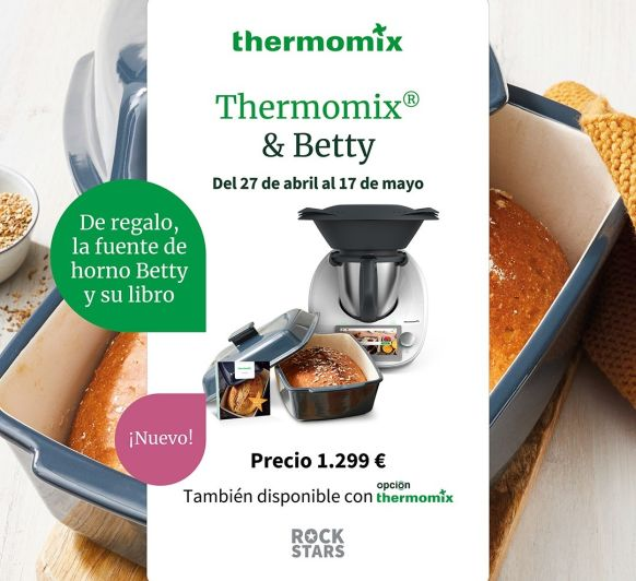 Thermomix® TM6® & BETTY