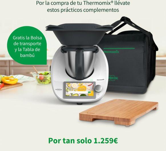 Thermomix® TM6 PROMOCIÓN ESPECIAL