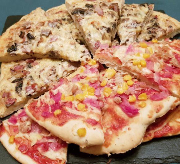 MASA DE PIZZA EN Thermomix®