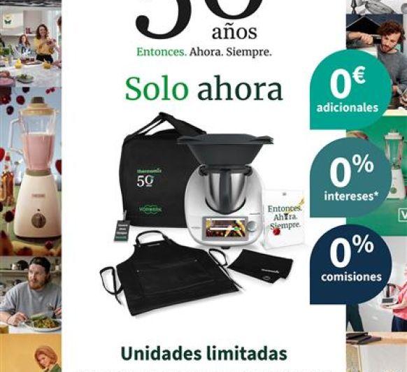 PROMOCIÓN ESPECIAL 50 ANIVERSARIO ,SIN INTERESES,NI COMISIÓN DE APERTURA