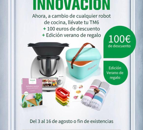 Thermomix® TM6 EDICIÓN INNOVACIÓN