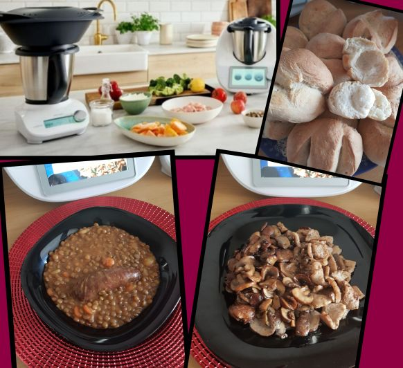 Thermomix® Y SU AYUDANTE Thermomix® FRIEND