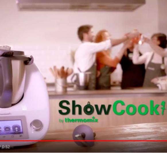 QUIERES PARTICIPAR ????Desde el 16 de abril hasta el 13 de mayo, celebramos el concurso de Show Cooking en Thermomix® españa.