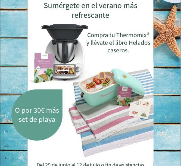 Thermomix® TM6 EDICIÓN VERANO