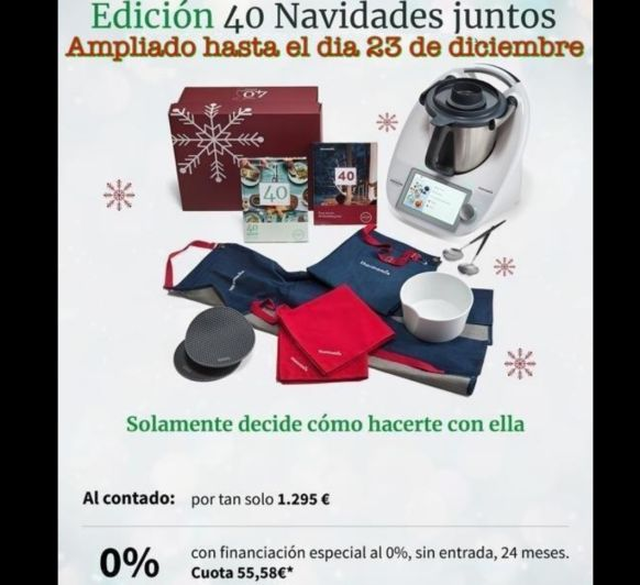 Thermomix® , 0%