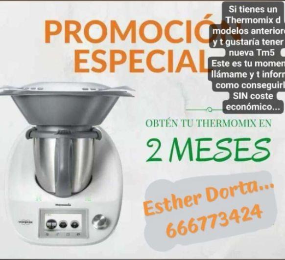 Nueva promoción para clientes de la Tm31 o anteriores