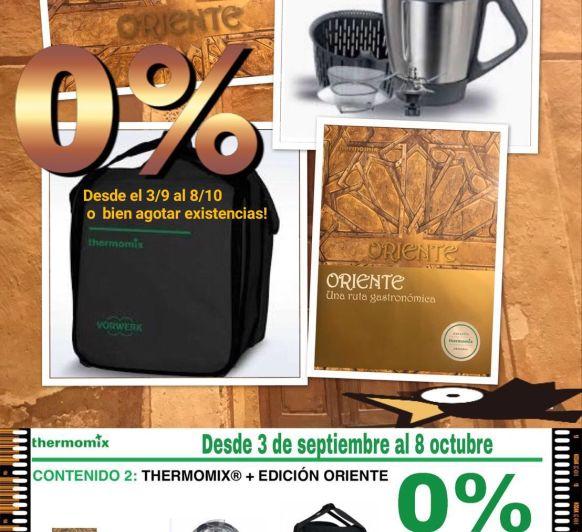 GRAN 0% APROVECHA