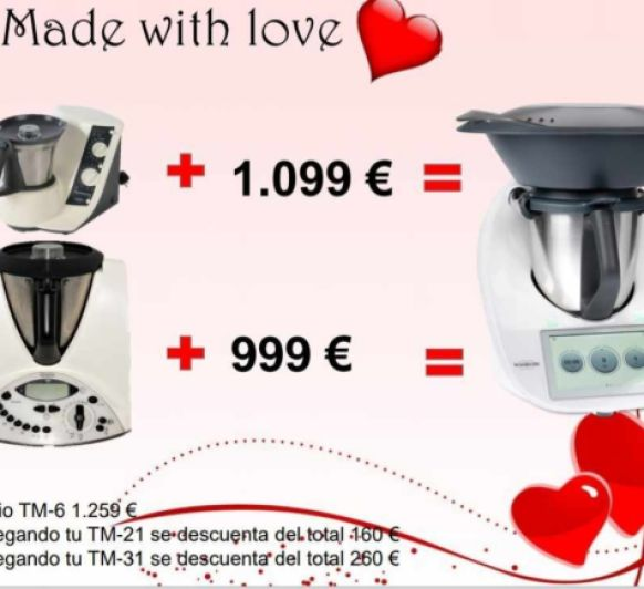 Thermomix® TM6 PLAN RENOVE